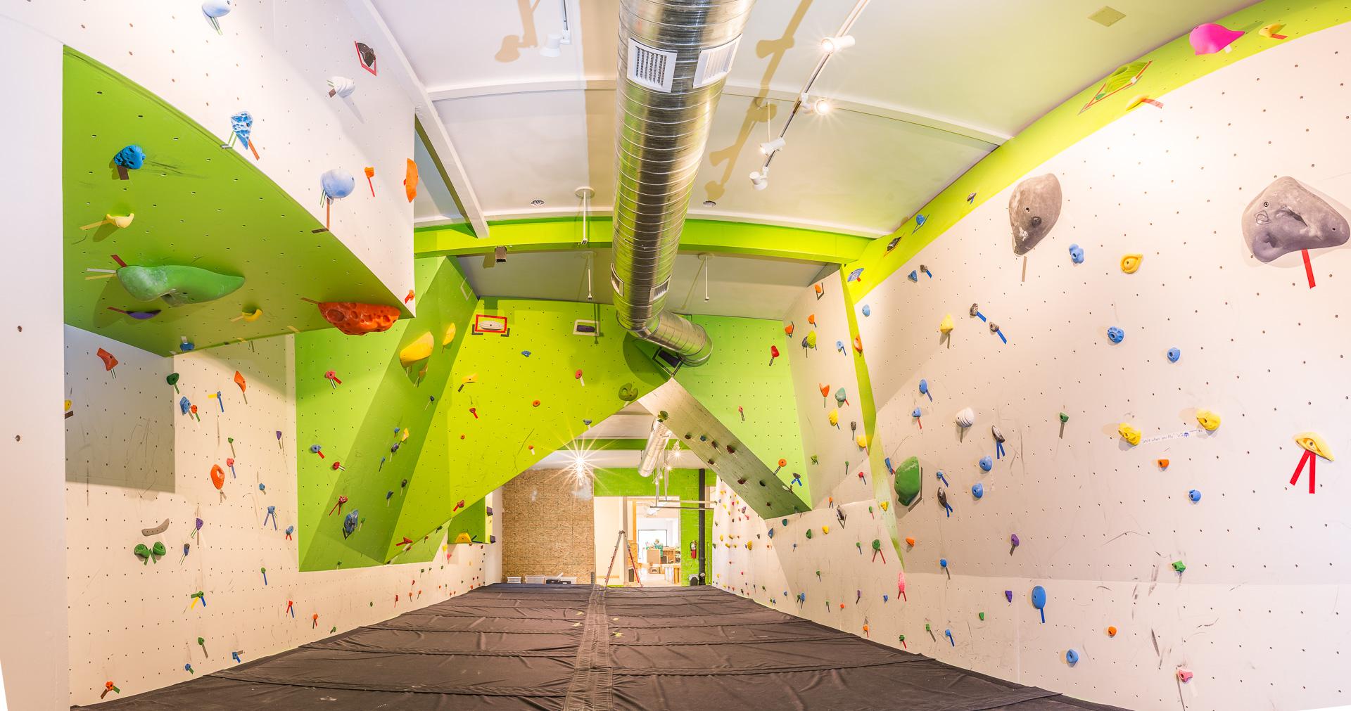The Hi-Line Climbing Center