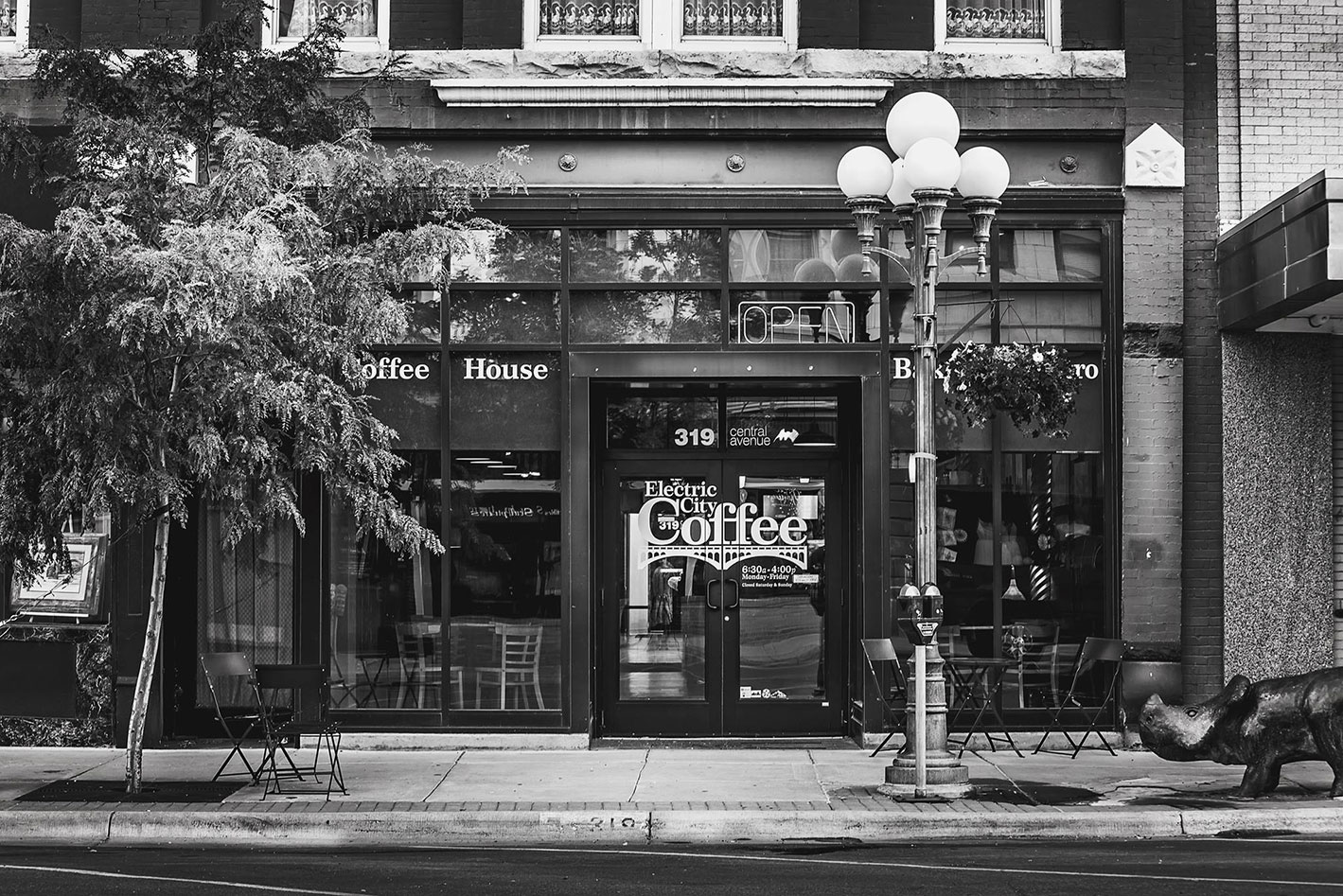 Electric City Coffee and Bistro