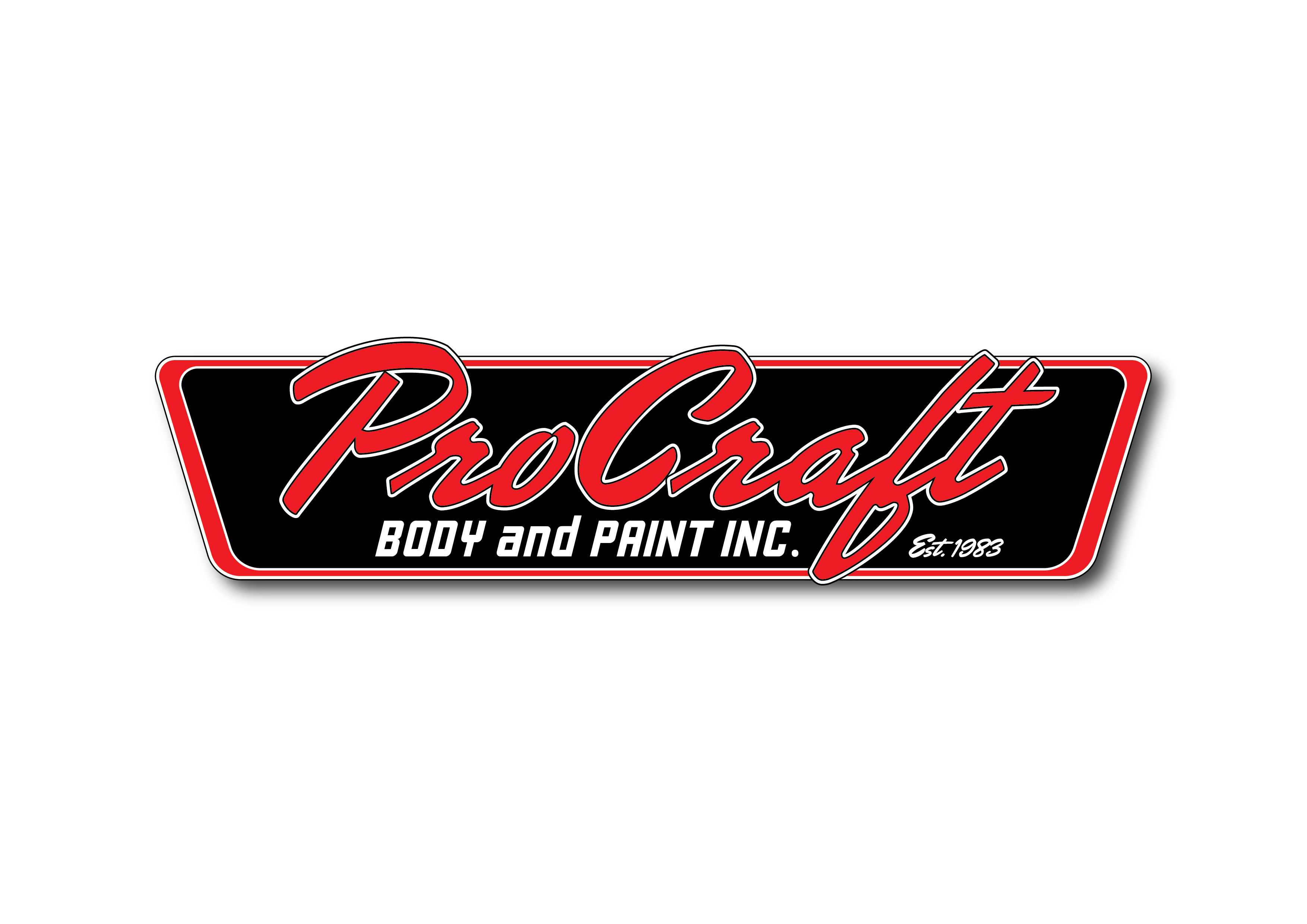 Procraft Body and Paint Inc